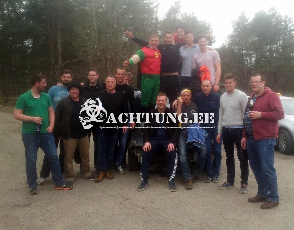 bachelor party Tallinn