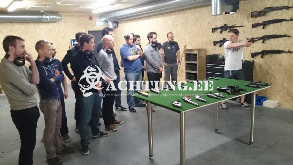 tallinn target shooting