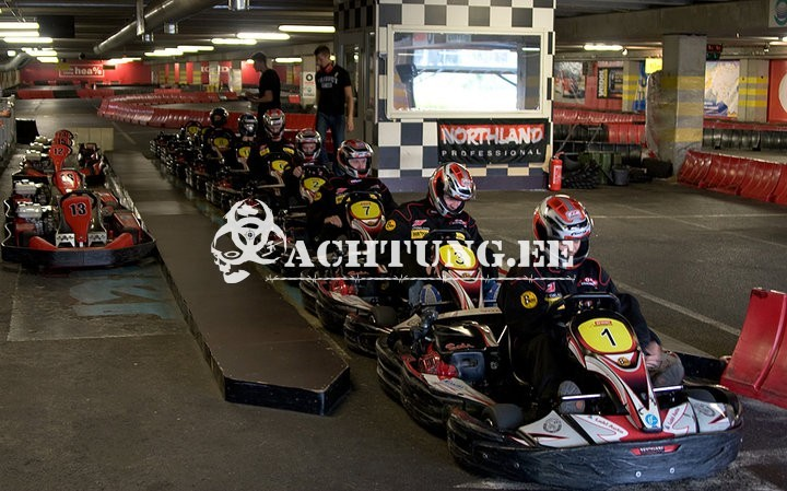 go karting derby
