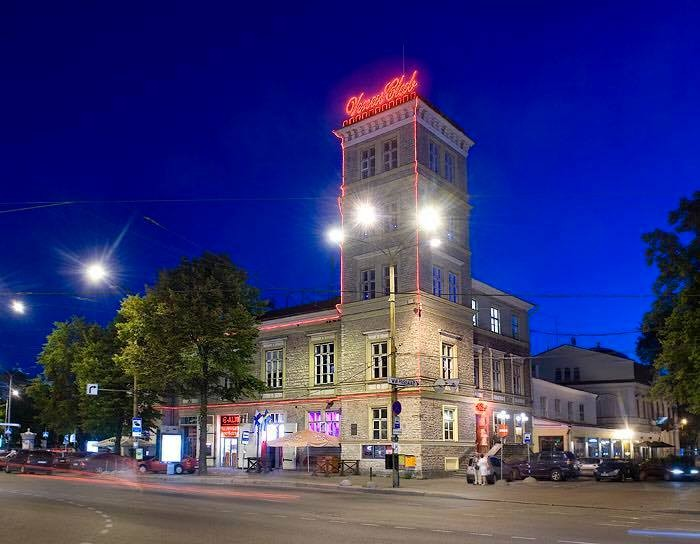 estonia nightlife